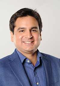 Headshot of Enfield Dentist, Dr. Anibal Cardenas