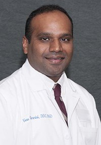 Head shot Venu Chimmiri, DDS, FAGD