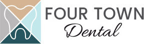 Four Town Dental Care logo