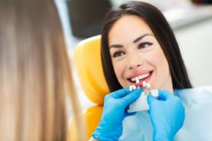 shade matching for dental treatment